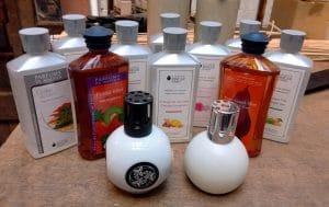 Parfums et lampes Berger