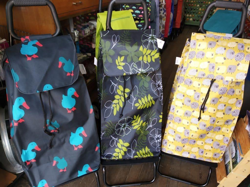 Poussettes de marche Sidebag