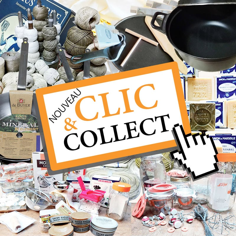 Boutique clic & collect